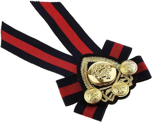 Colgante Pendientes Sweet Ribbon Broches Pin Bow Tie Broche de ...