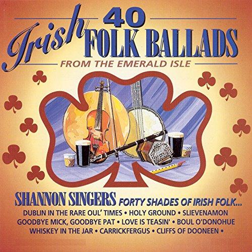 (40 Irish Folk Ballads)