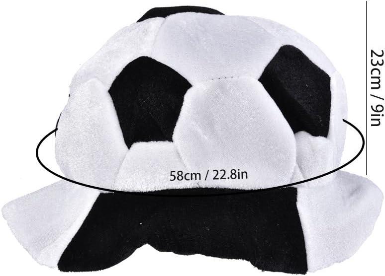 Weltcup-Fu/ßball-H/üte Fu/ßball-Kappen-H/üte Fu/ßball-Fans Partei-Fu/ßball-Form-Hut-Fu/ßball-Match-jubelnde Kappe Fu/ßball-Fans Headwear Cheerleading Team-St/ützen-Mehrfarbenabgleichung die Staatsflaggen