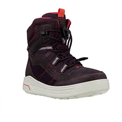 c81e09d2ef ECCO Mädchen Urban Snowboard Schneestiefel: Amazon.de: Schuhe ...