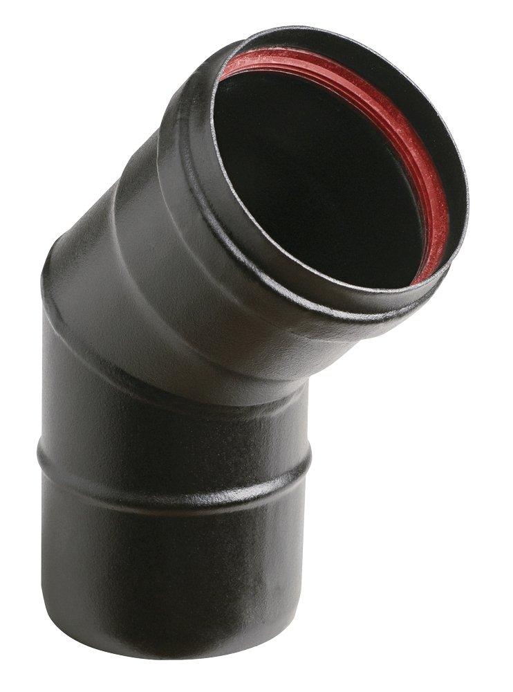 Nero ALA2MM aeternum PELLET Y40200250268 Canale da Fumo Porcellanato