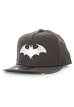 Gorra Starter – Batman Tramada Alaska Negro/Plateado OSFA: Amazon ...