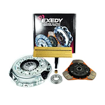 exedy Racing etapa 2 Kit de embrague para Nissan 300ZX 3.0L N/T frontera 2.4L: Amazon.es: Coche y moto