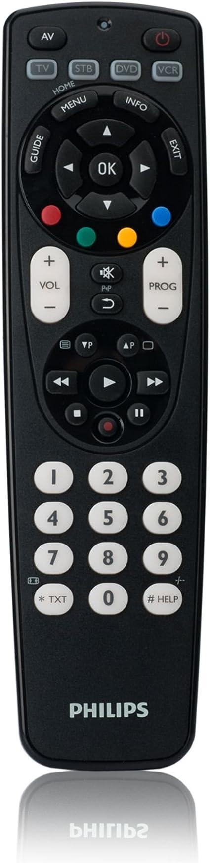 Philips Srp 4004 4 In 1 Universal Fernbedienung Inkl Elektronik