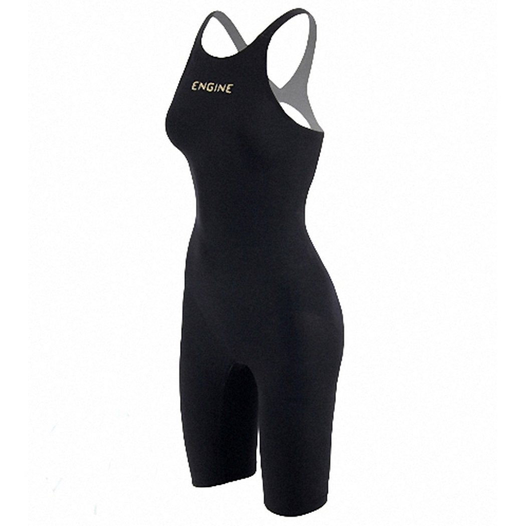 b3af5eede4 Amazon.com: Engine Armour Wingskin Knee Tech Suit Swimsuit Color: Black  (28): Clothing