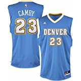 1886aede8381 Amazon.com   adidas Anthony Davis Orleans Hornets NBA Men s White ...