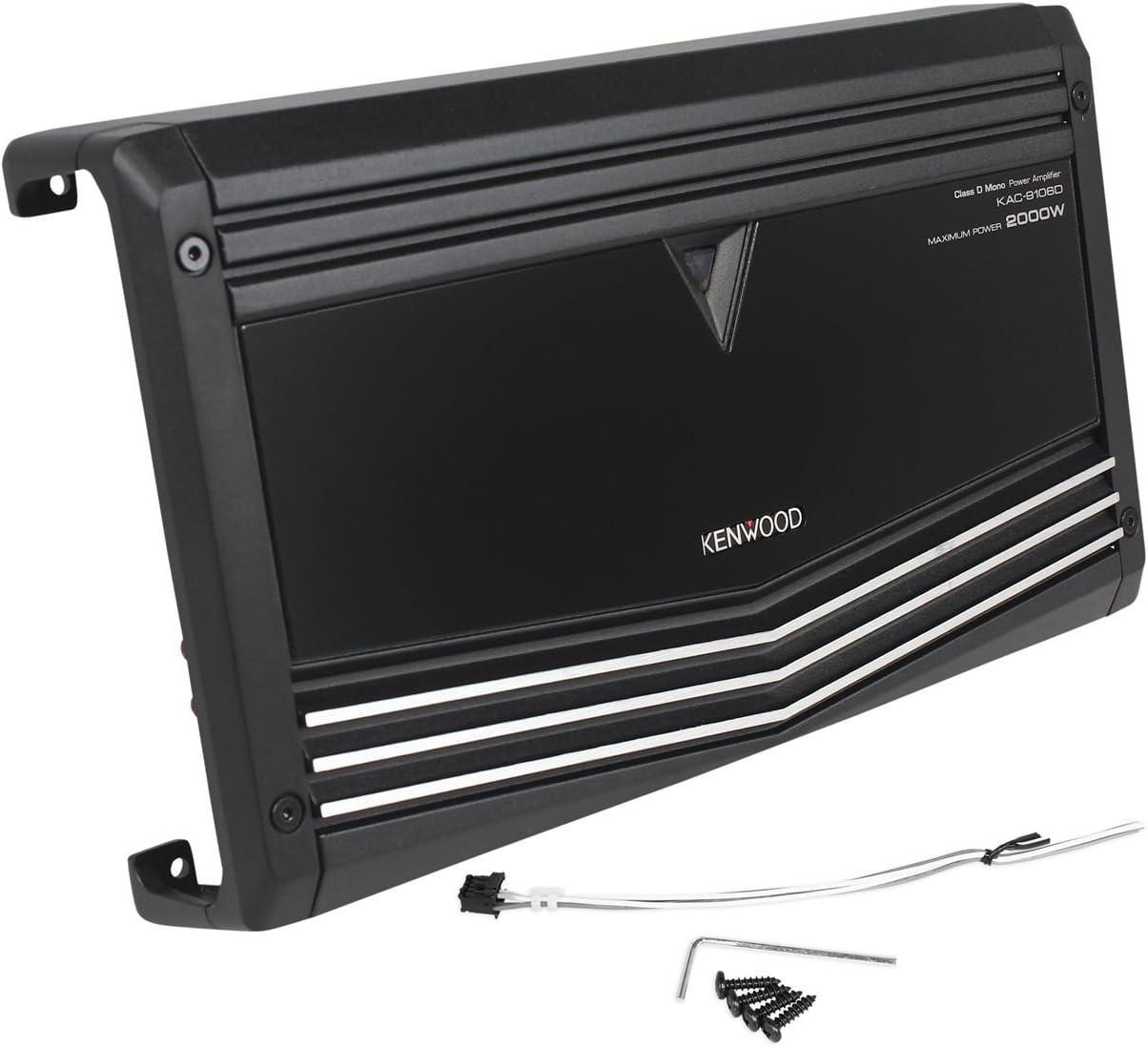 Kenwood KAC-9106D Car Amplifier