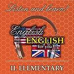 English for you 2: Elementary | Richard Ludvik