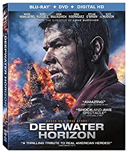 Cover Image for 'Deepwater Horizon [Blu-ray + DVD + Digital HD]'