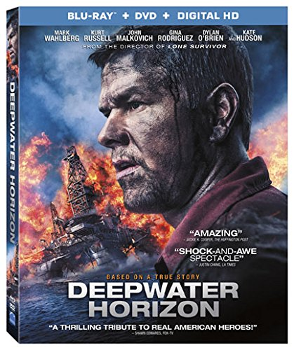 Deepwater Horizon [Blu-ray + DVD + Digital HD]