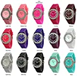 Wholesale 12 Assorted Geneva Women's Watches