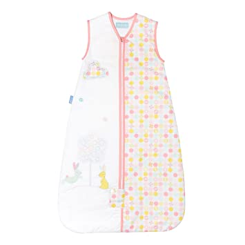 detailed look c6e15 e32a7 The Gro Company Grobag Blossom Bunny Bag (18-36 m, 2.5 Tog)