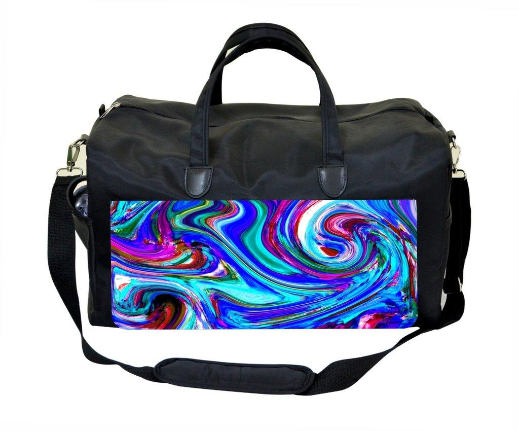 Paint Swirl Therapist Bag