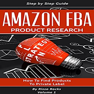 Amazon FBA: Product Research Audiobook
