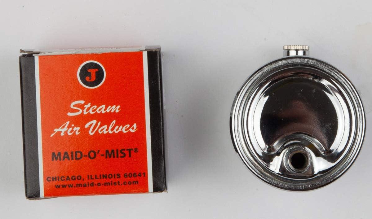 Jacobus Steam Vent Model C 1//8 Angle