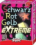 AMIGO 01715 - Schwarz Rot Gelb Extreme, Kartenspiel