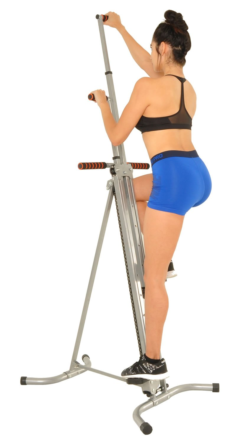Conquer Vertical Climber Fitness Climbing Machine by Conquer (Image #5)