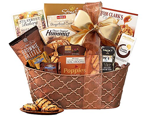 Wine Country Bon Appetit Gift Basket (Wine Birthday Gift Baskets)