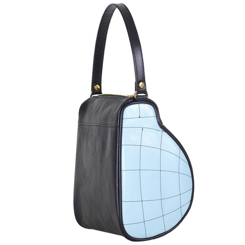 WELCOMECOMPANIONS Womens Teacup-Igloo Handbag Black OS