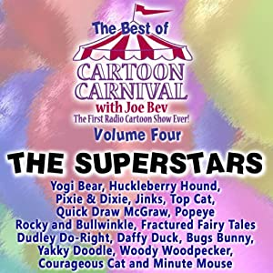 The Best of Cartoon Carnival, Volume 4 Radio/TV Program