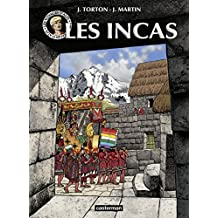 Les voyages d'Alix - Les Incas (MARTIN)
