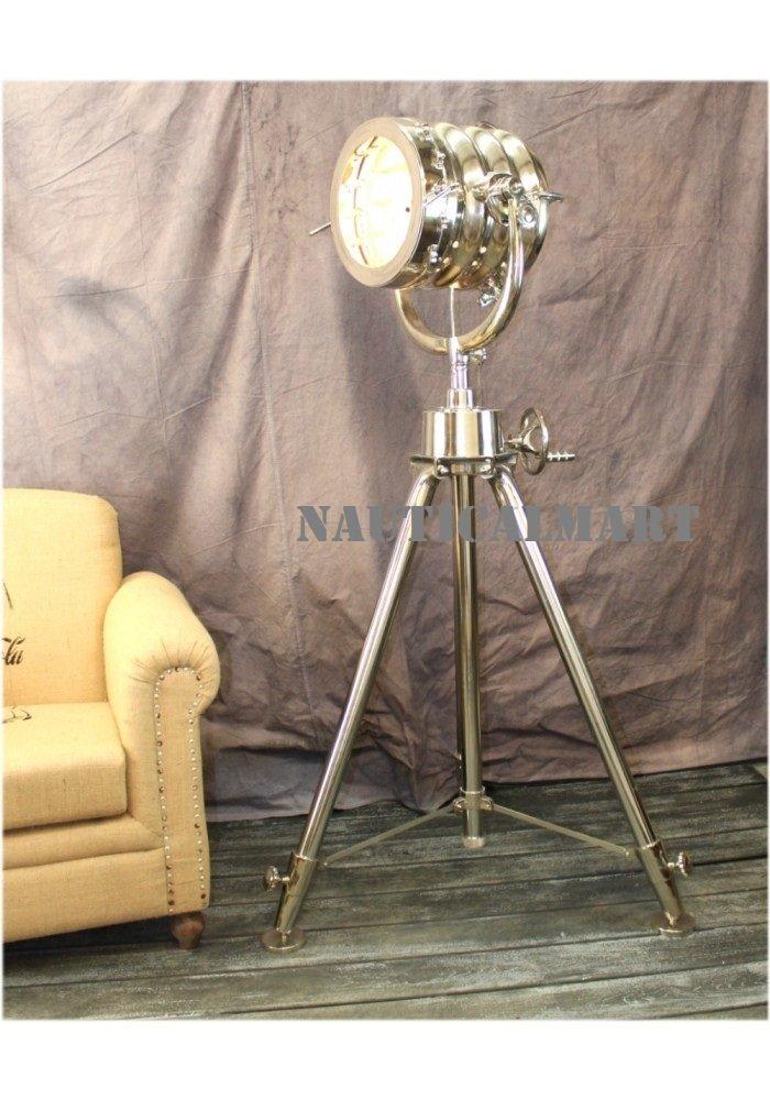 Floor Lamp Amazing High Designer Movie Studio Lamp For Living Room - By Nauticalmart