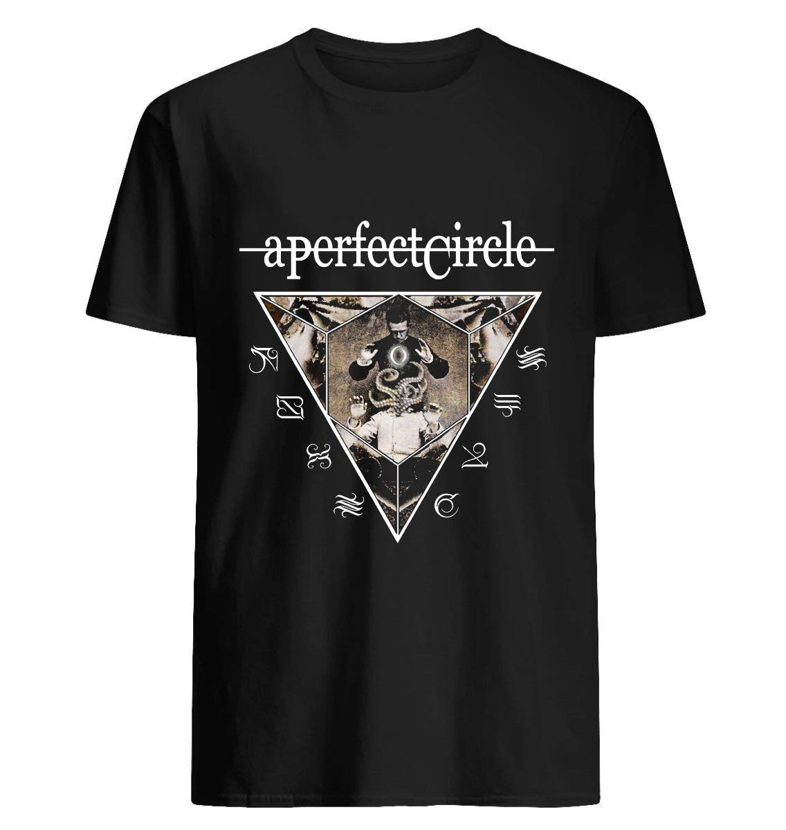 Apc02 A Perfect Circle Spring Tour 2017 32 T Shirt For Unisex