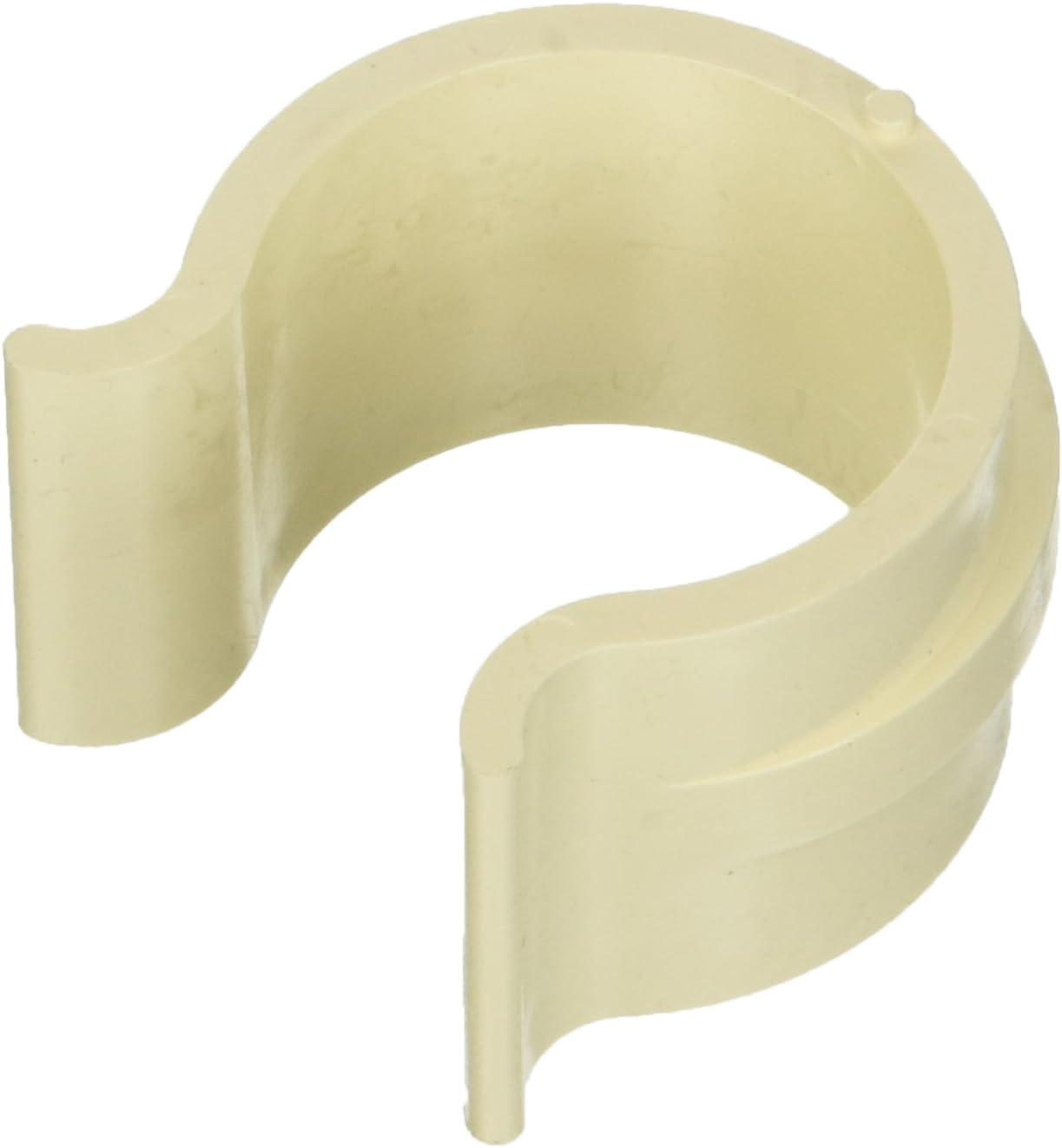 maniver arc120Clips de platstica fermatelo para invernaderos, 40mm, 10Unidades, Blanco