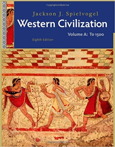 Amazon western civilization volume a to 1500 9781111342142 western civilization volume a to 1500 8th edition by jackson j spielvogel fandeluxe Images