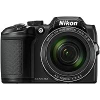 Câmera Nikon b500 16mp/40x/wifi preta