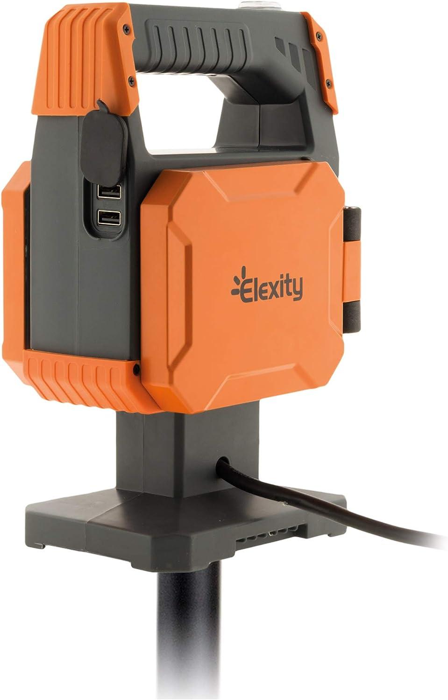 projecteur de travail l/éger fort Keilafu projecteur de chantier Projecteur LED /étanche 10W projecteur /étanche ext/érieur pour la r/éparation de voiture de camping de p/êche itin/érante