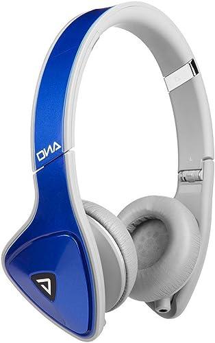 Monster DNA On-Ear Headphones, Cobalt Grey