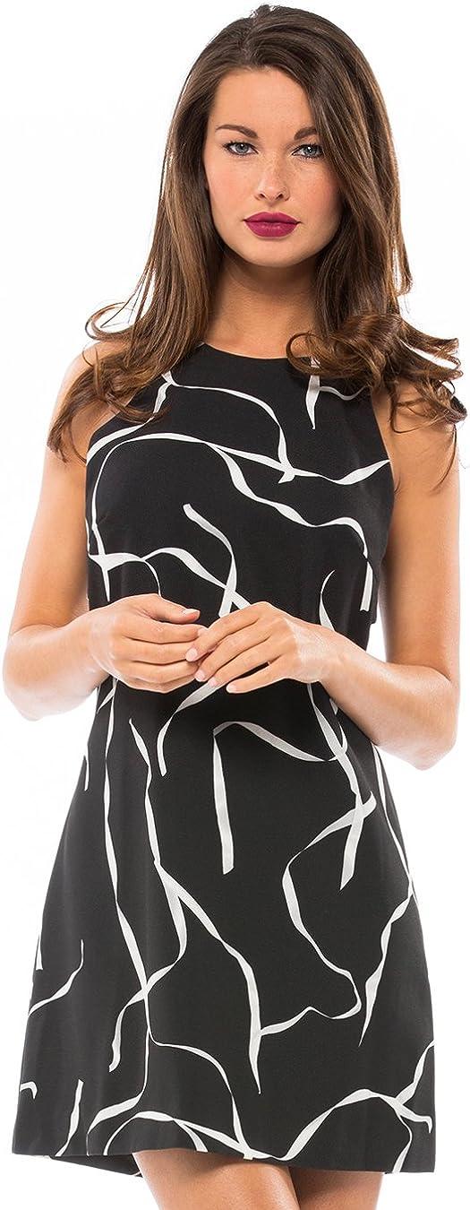 StyleStalker White Ribbon Dress