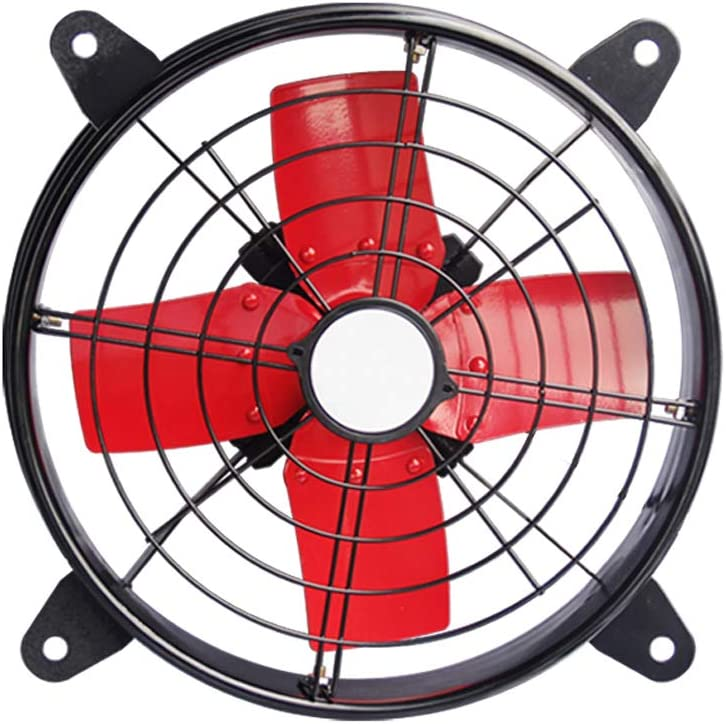 Ventilador Extractor Comercial Industrial, Campana Potente de Metal Redonda de 16 Pulgadas, Ventilador de Cocina para el hogar: Amazon.es: Hogar