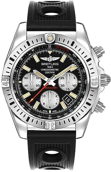 Breitling Chronomat 44 Airborne Hombres del reloj ab01154g/BD13 - 200S: Amazon.es: Relojes