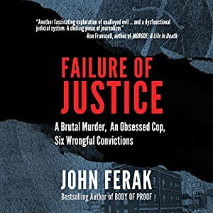 Failure of Justice Audiobook