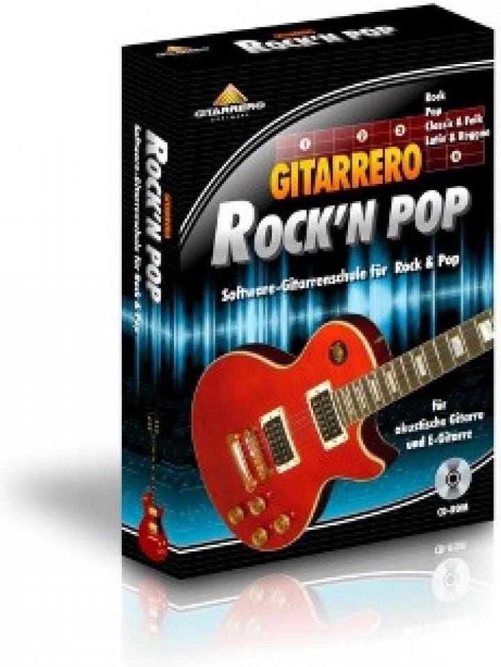 gitarrero Rock n Pop – Guitarra Escuela para Rock & Pop: Amazon ...