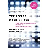 The Second Machine Age – Work, Progress, and Prosperity in a Time of Brilliant Technologies