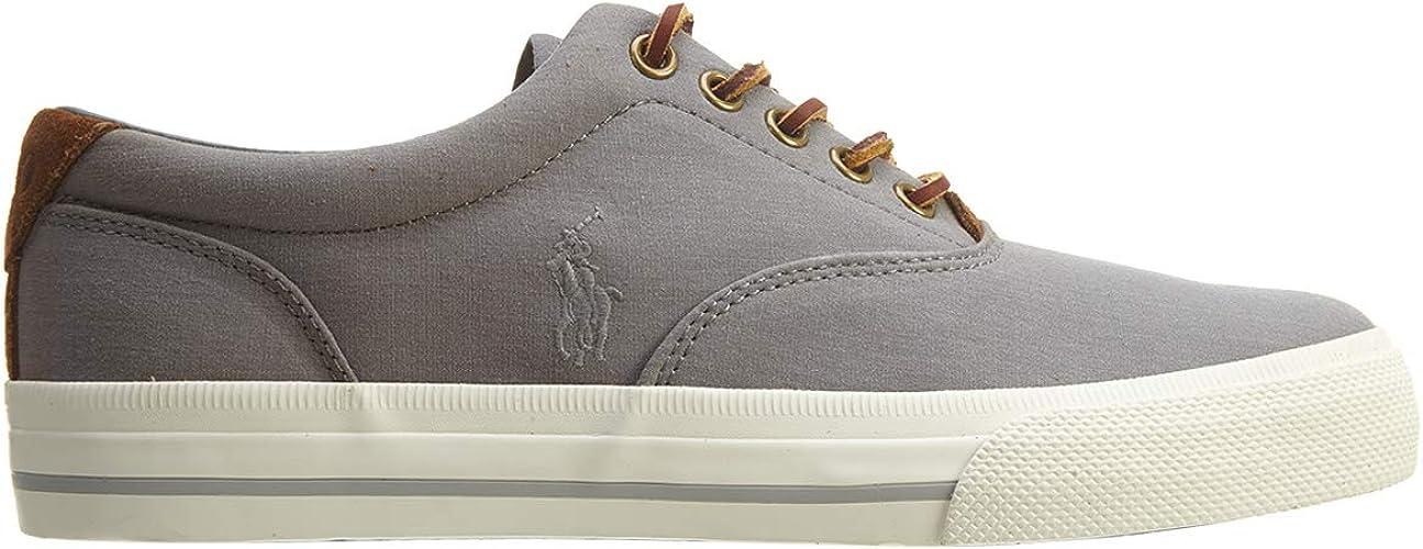Polo Ralph Lauren Vaughn del hombres Casual zapatos: Amazon.es ...