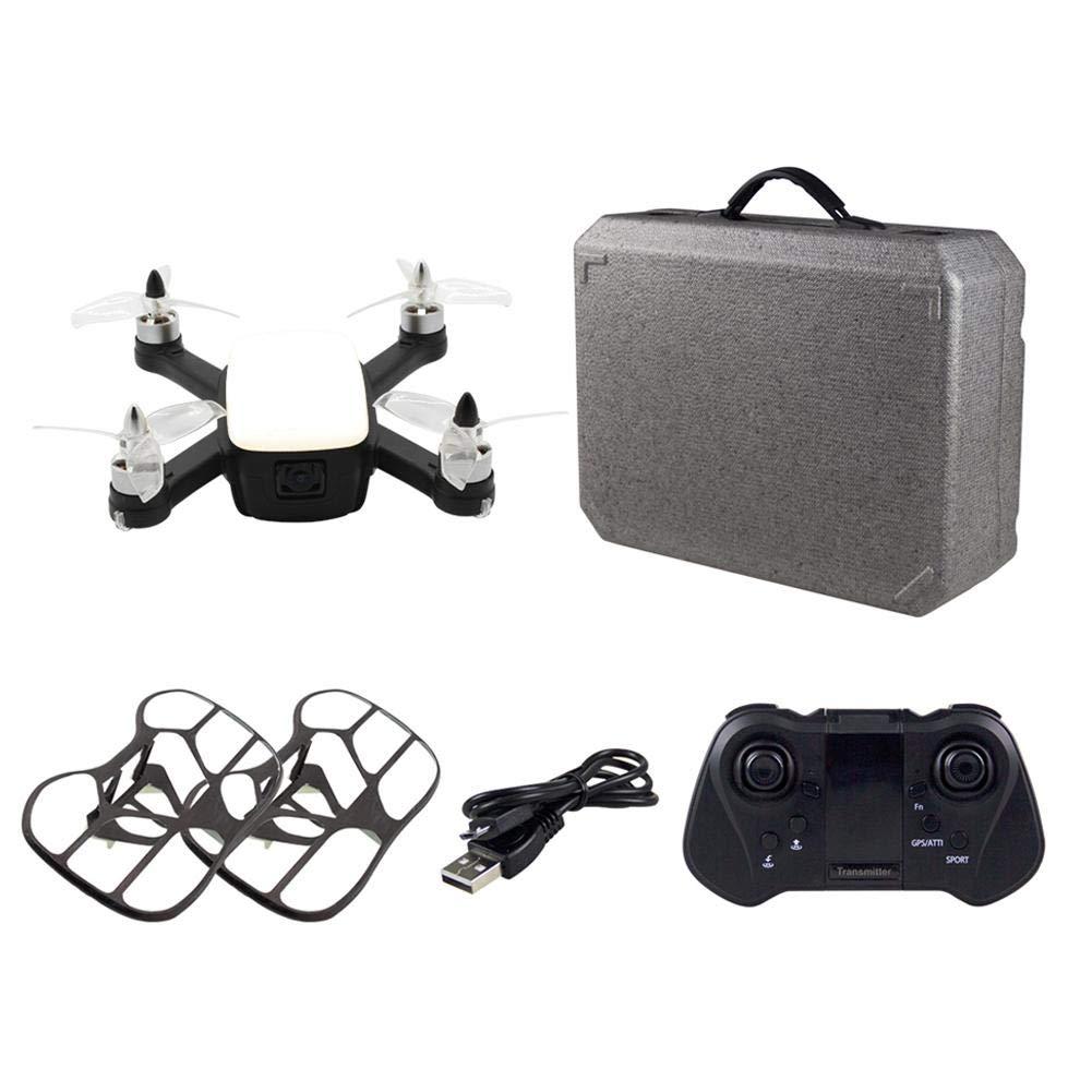 Duhe189014 RC Drone Brushless Motor GPS 1080P WiFi Fotografia Aerea Remote Control Drone Quadcopter