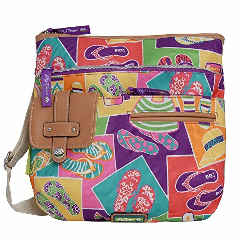 Lily Bloom Camilla Crossbody Bag (FLIP FLOP)
