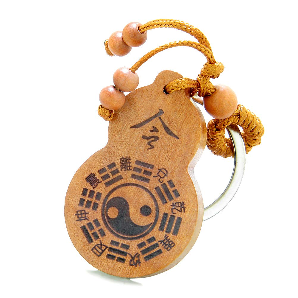 Amazon.com: Amulet Yin Yang BaGua Eight Trigrams and Om Ohm ...