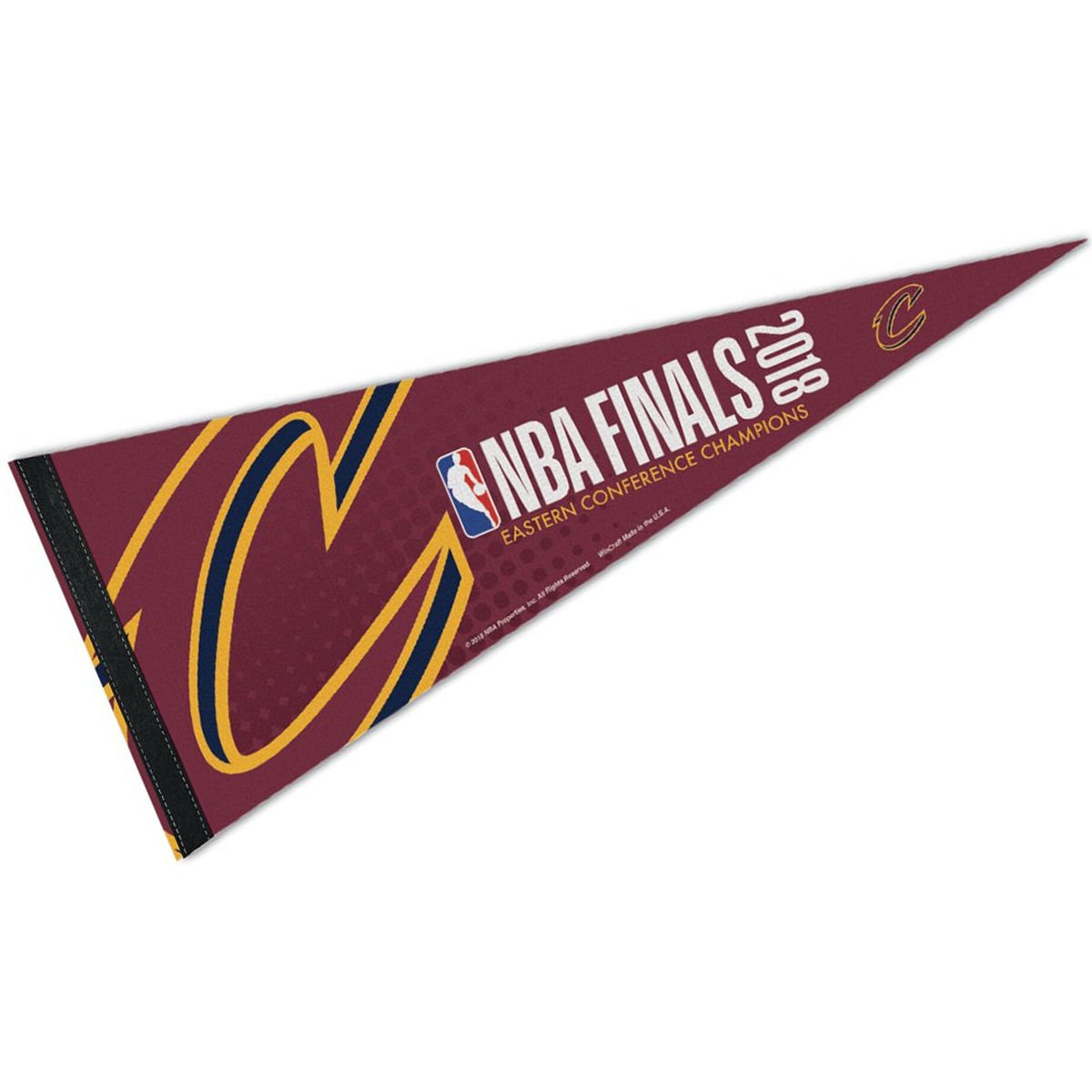 WinCraft Cleveland Cavaliers 2018 Eastern Confernce Champions Pennant Flag