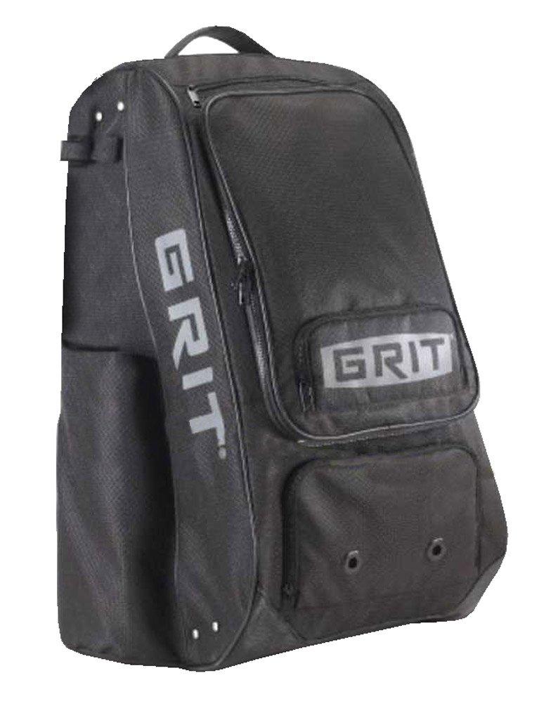 Grit Inc. Baseball/Softball 26'' Backpack Bag, Back Pack, Black BP01-026-B