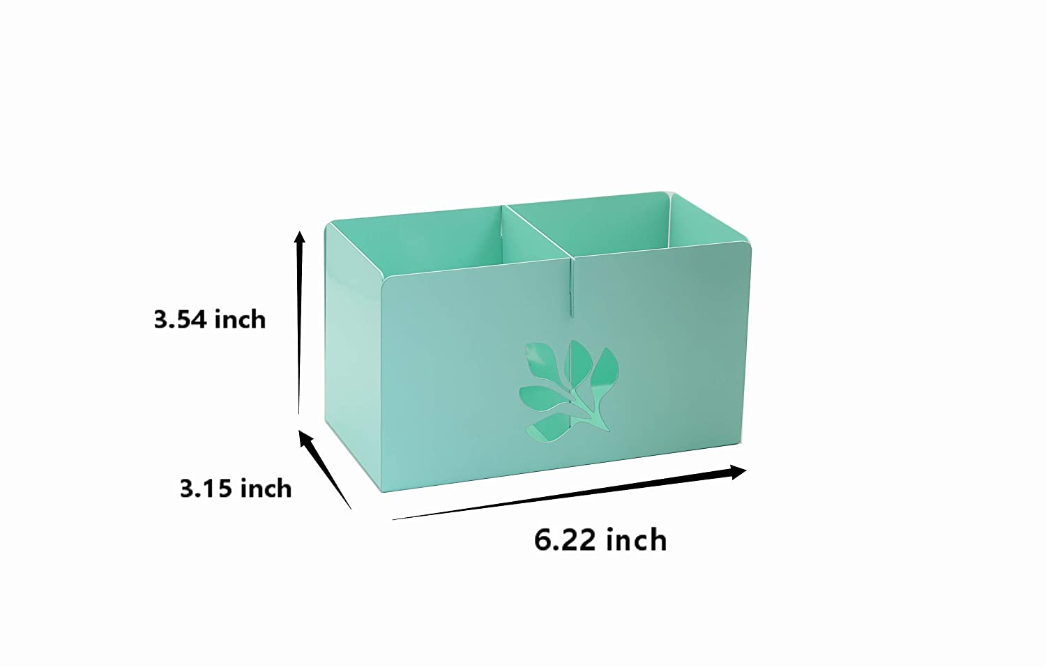 Yang s Choice 2.8 inch Succulent Plant Pots, Cactus Plant Container, Metal Nursery Pot for Home and Garden, Christmas Gift Idea, Pack of 2 Grid Green