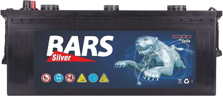LKW Batterie 12V 180Ah 1000A L513mm x B223mm x H223mm Starterbatterie f/ür Nutzfahrzeuge