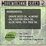 Pre-Shave Oil by Mountaineer Brand | Reduce Nicks