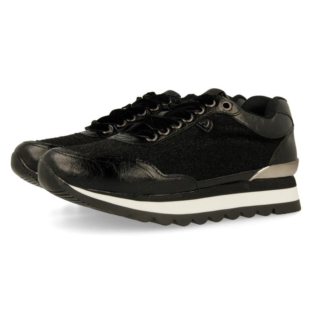 Gioseppo 46539-p, Zapatillas para Mujer 36 EU|Negro