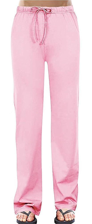 dffg455u Women Pant Chiffon Printed Loose Wide Leg Pants with Belt Print Long Trousers