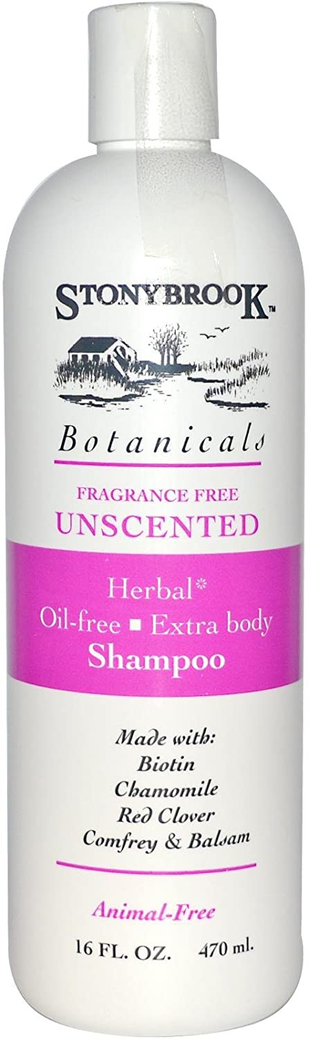 Shampoo-Oil & Fragrance Free - 16 oz.